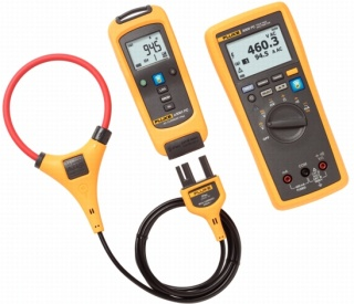 Fluke 3000 FC Series Wireless DC Clamps improve productivity
