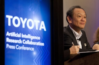 Toyota invests $US 50 million in artificial intelligence research