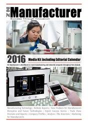 NZ Manufacturer 2016 Media Kit