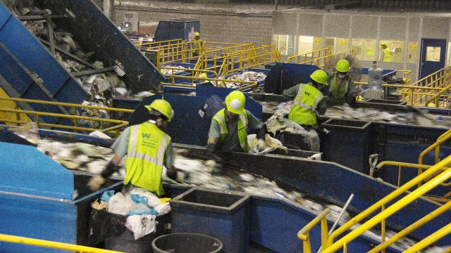 Plastics economy report blueprint for a circular future