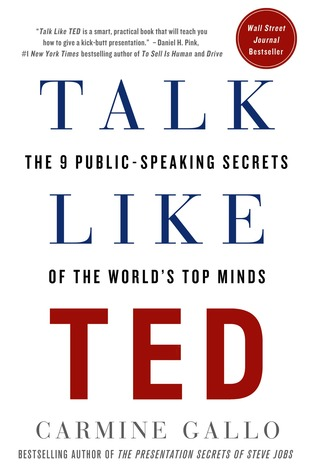 Books: Talk Like Ted