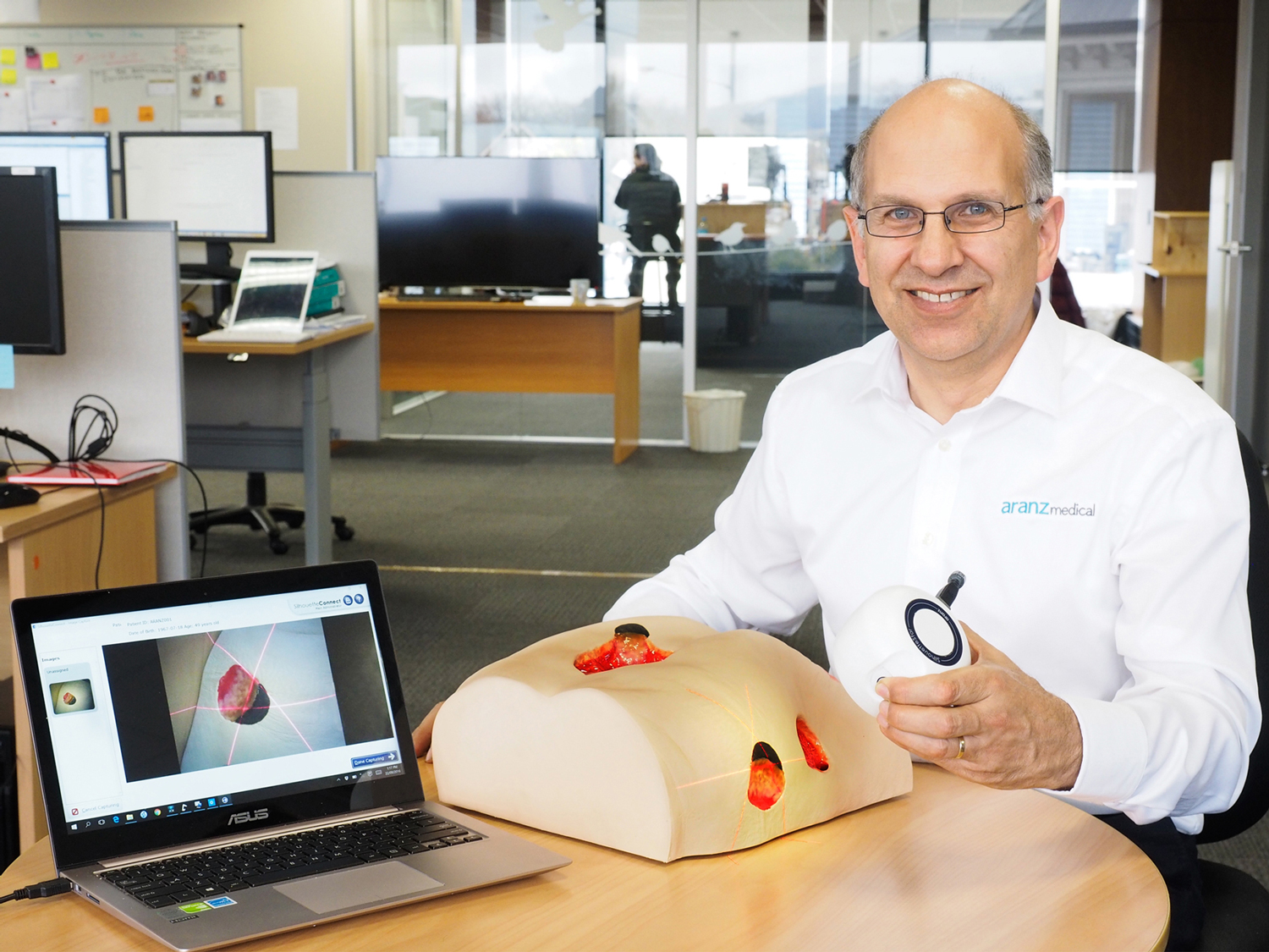 ARANZ Medical named Supreme Innovator of the Year