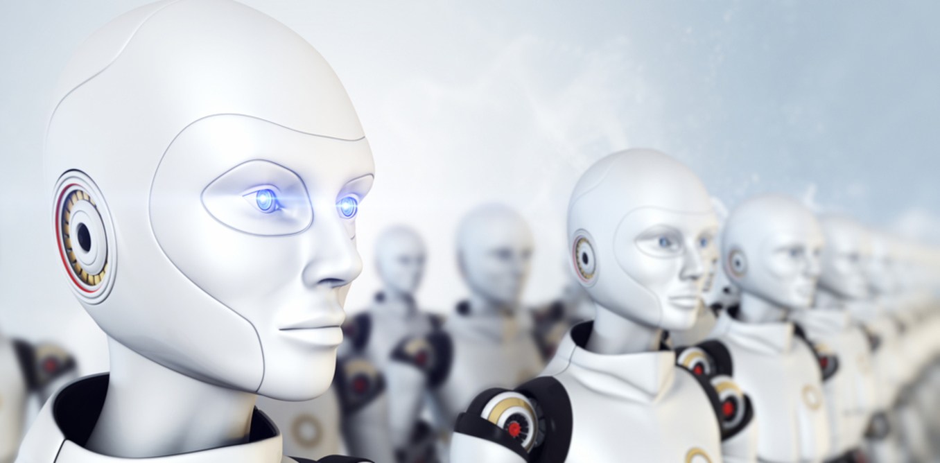 Robot revolution: rise of the intelligent automated workforce