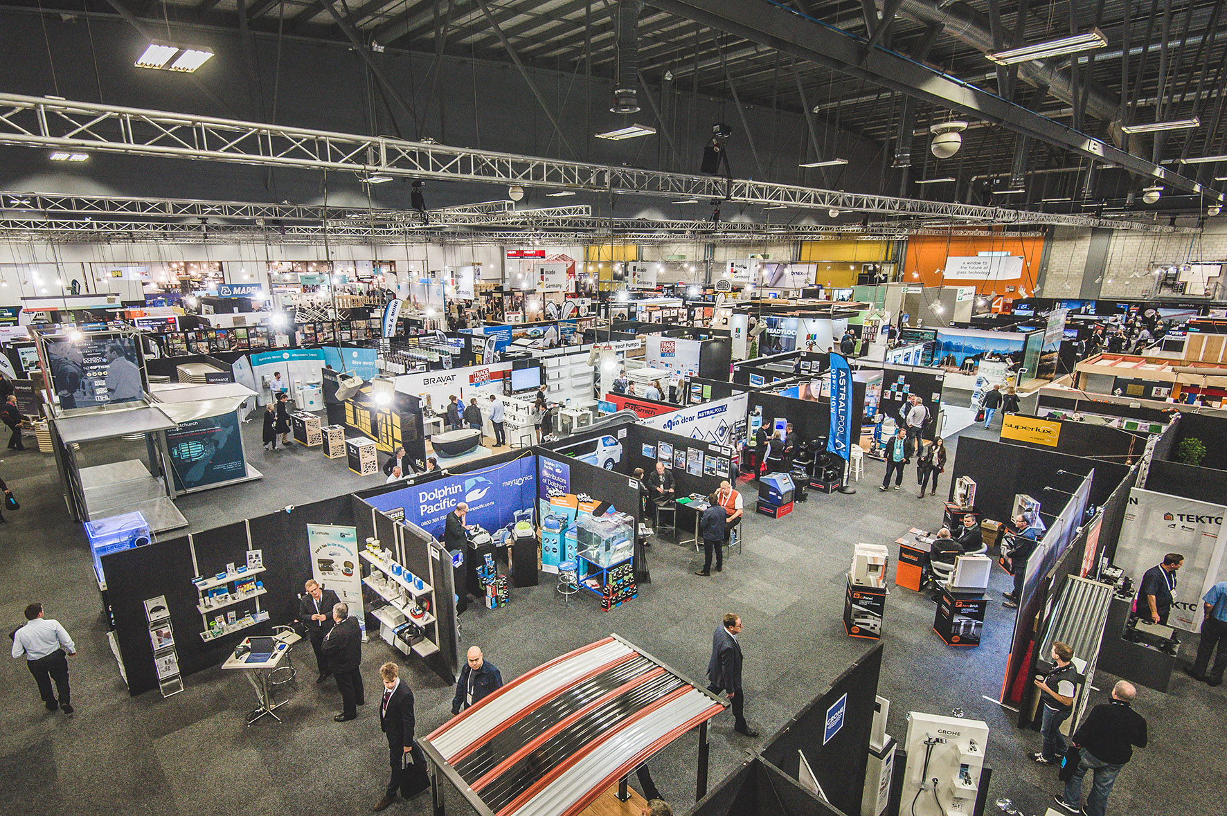 Trade Show News:buildnz trade visitors bring $530m buying power