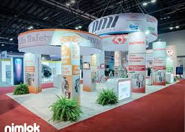 Immersive booths to bring business expos to life