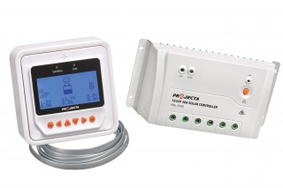 Projecta streamlines solar charge controllers