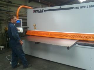 Increasing Number Of Ermaksan Machines Installed