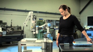 The world's most flexible, lightweight tabletop robot