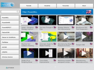 Delcam makes Learning Zones available as a free iPad app