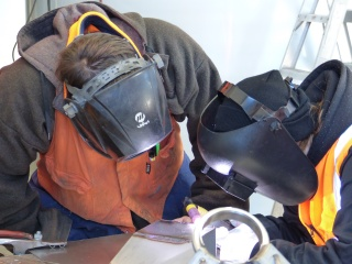 Engineering a new career for young women