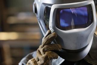 New Speedglas welding helmet Series 9100XXi