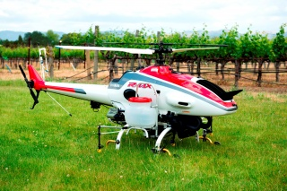 Unmanned helicopters to revolutionise agricultural industry