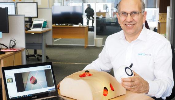 ARANZ Medical named Supreme Innovator of the Year