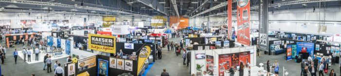 Mood buoyant at co-located Foodtech Packtech and MHL Expo