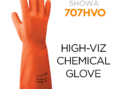 Showa 707HVO: Highly Visible, safe for users