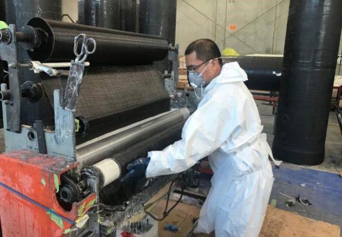 Democratising carbon fibre