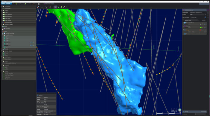 Seequent and IMDEX to deliver real-time 3D visualisation for minerals drilling projects