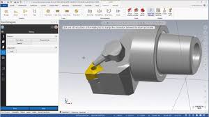 Mastercam 2019 Lathe a comprehensive turning software