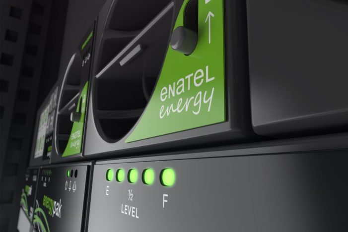 Revolutionary power-efficient solution for network energy infrastructure