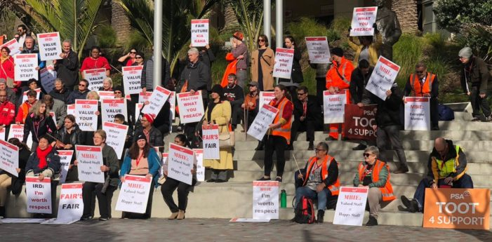 Overworked and underpaid: the revival of strikes in NewZealand