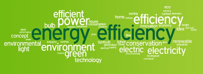 Energy efficiency on the land
