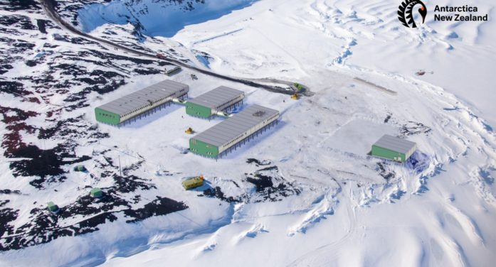 Could you build our base in Antarctica?