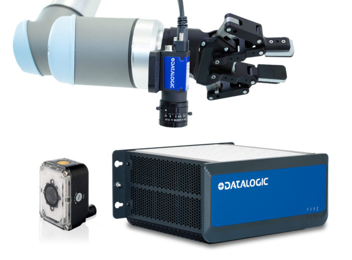 Datalogic enhances robot guidance and traceability with Impact software