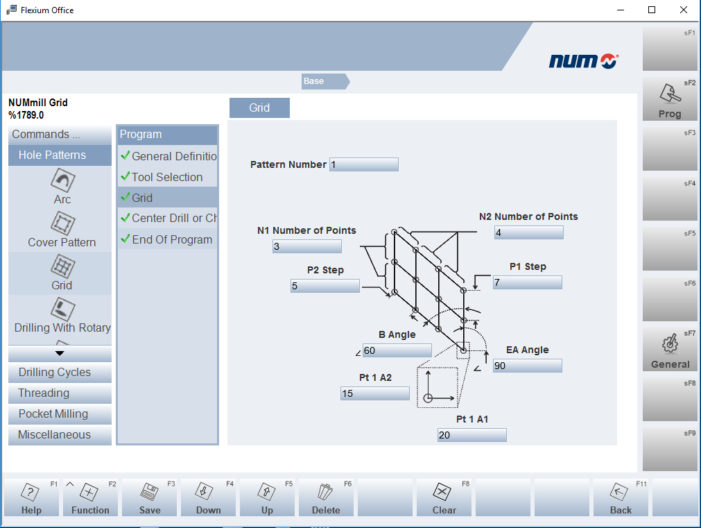 Software framework generates ISO programs for CNC machine tools