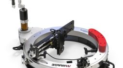 Mirage OD mount flange facing machines deliver fast and accurate performance