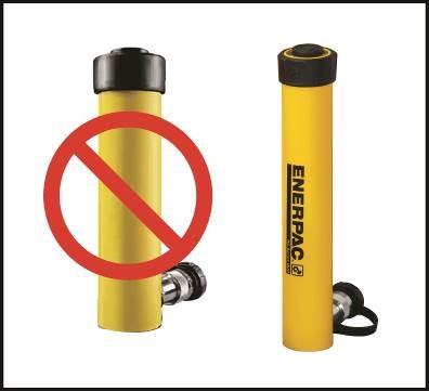 Cheap, lookalike hydraulic cylinders give NZ companies headaches
