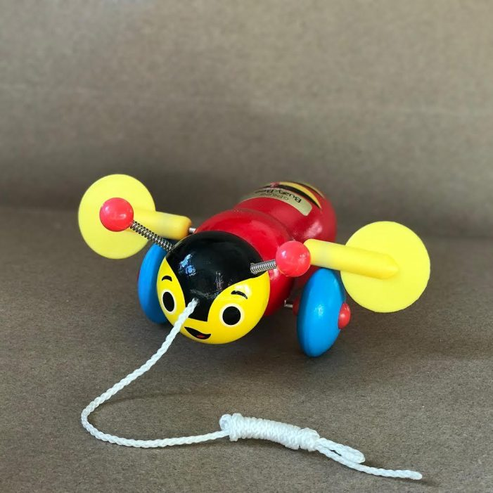 Remember the Buzzy Bee?