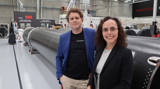 Rocket Lab to use Siemens software to explore new frontiers of space