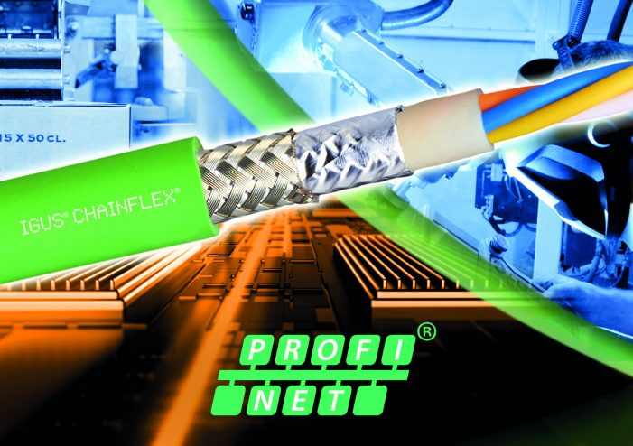 Advancing research: igus a new member of the Profibus Nutzerorganisation e.V.