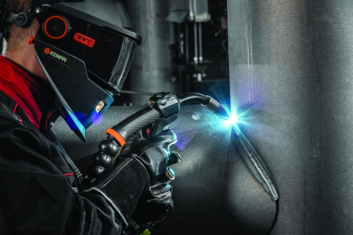 Ensuring a safe welding environment
