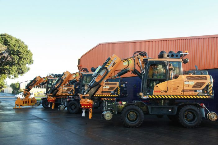 Manco Rail boosts NZ engineering sector with multi-million dollar Sydney tunnel contract