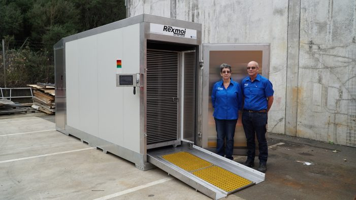 NZ food industry benefits from leading-edge portable drying technology