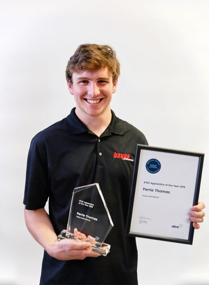 Applications open for ATNZ Apprentice of the Year 2020