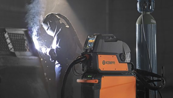 X5 FastMig for arc-welding productivity
