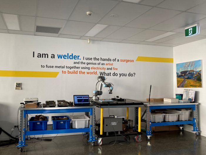 HERA sets the scene for heavy engineering's future with digital 'Home for the tribe' and Fab4.0lab