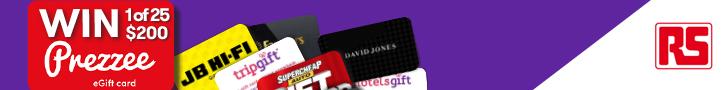 RS Online Prezzie Card